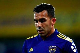 Tercer día de ausencia de Carlos Tévez en el entrenamiento de Boca