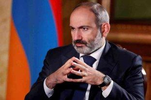 El primer ministro de Armenia denunció un intento de golpe de Estado
