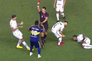 Copa Libertadores: duras sanciones para Fabra y Carrascal