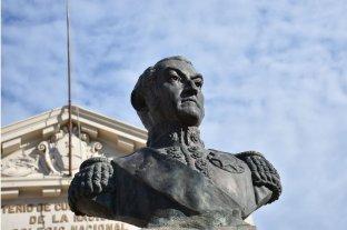 Corrientes homenajea a San Martín por los 243 años de su nacimiento