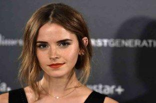 Emma Watson se aleja temporalmente de la actuación