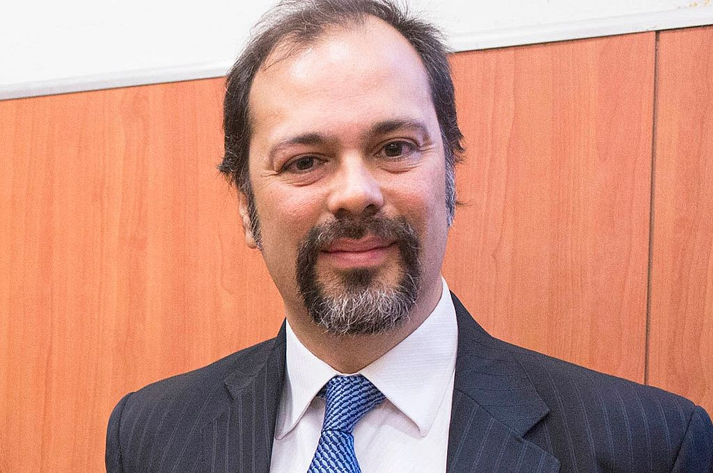 Boico también representó al actual senador Oscar Parrilli en la llamada