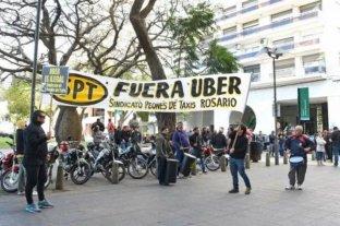 """La Cámara de Remises de Rosario aseguró que """"Uber no tiene cabida en la ciudad"""""""