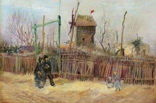 Se expone por primera vez una pintura de Van Gogh que pasó más de 100 años en una colección privada