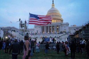 Inteligencia estadounidense sugiere que habrá otro ataque al Capitolio