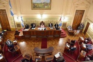 Senadores del NES defienden controles sobre los fiscales