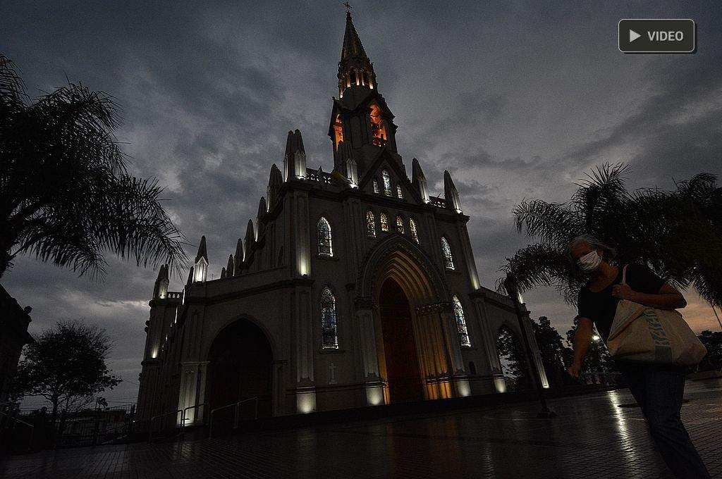 Video: mirá las cintas inéditas de la Basílica de Guadalupe grabadas en 1928 -  -