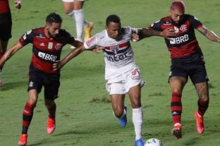 A pesar de la derrota, Flamengo volvió a consagrarse campeón del Brasileirao