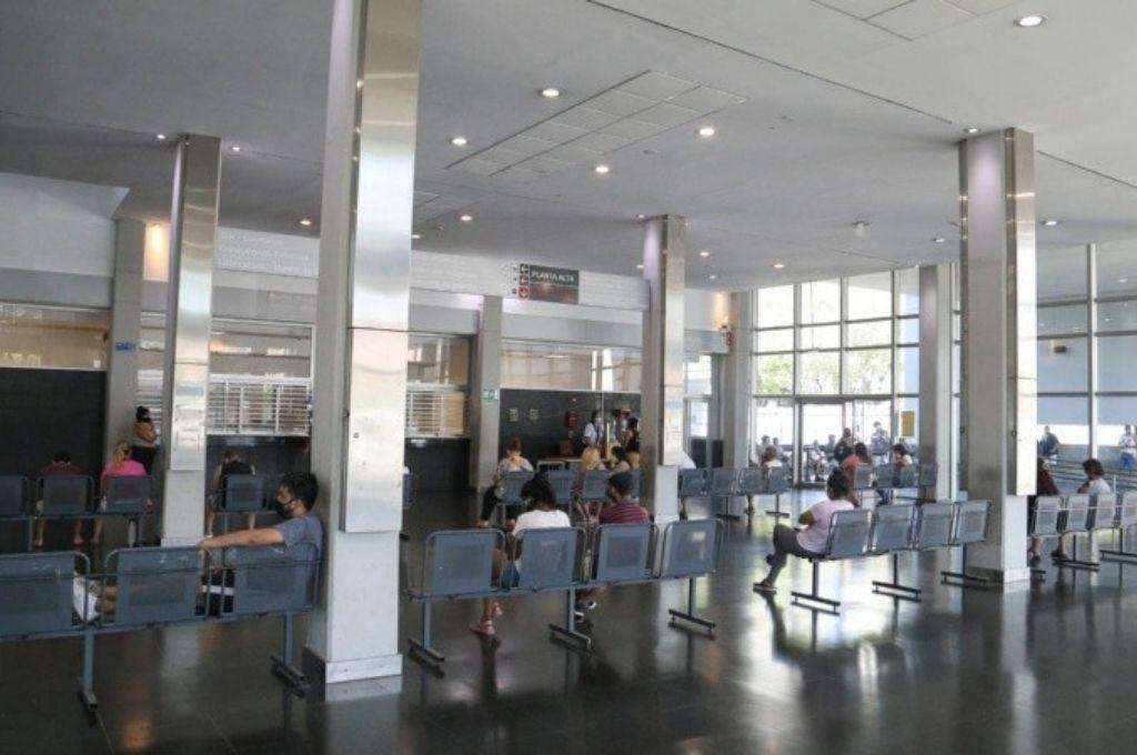 Hospital de Emergencias Dr. Clemente Álvarez, donde fue trasladado el herido de gravedad. Crédito: Gentileza