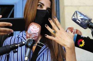"Zulemita Menem: ""Voy a estar agradecida toda la vida a la familia del enfermero"""