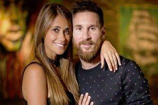 El mensaje de Messi para Antonela Roccuzzo por su cumpleaños