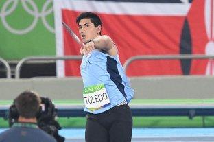 A un año de la trágica muerte del atleta argentino Braian Toledo