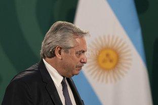 Agenda eclipsada por el escándalo de las vacunas y la condena a Báez