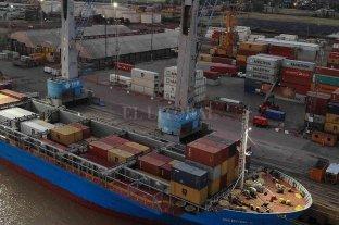 La balanza comercial arrancó el año con un superávit de U$S 1.068 millones