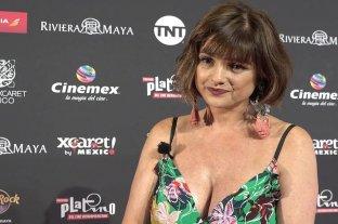 Araceli González tiene coronavirus