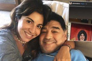 """Giannina Maradona apuntó contra Luque y Cosachov por el """"descuidado"""" estado en el que estaba Diego"""