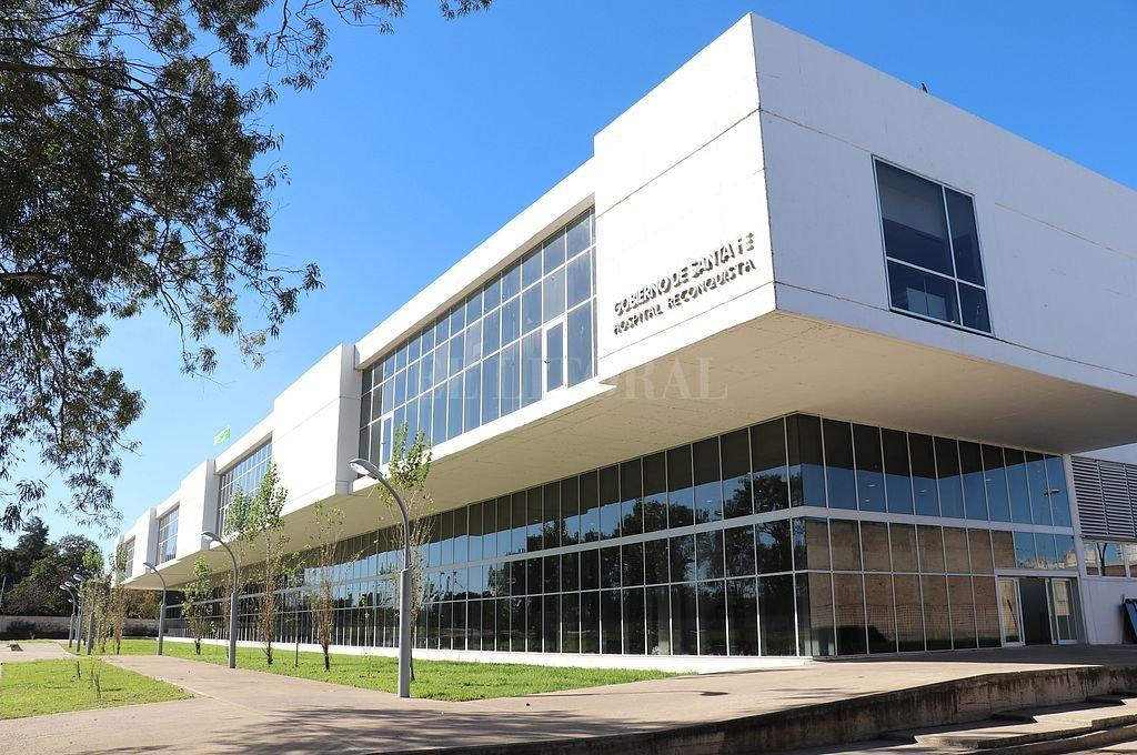 Hospital de Reconquista. Crédito: Archivo El Litoral