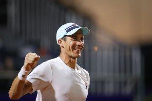 El santafesino Bagnis alcanzó la primera semifinal de su carrera en el Córdoba Open