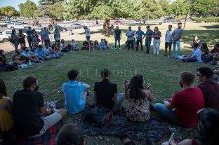 Patricia Bullrich criticó la inseguridad imperante en Rosario