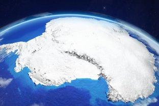 Antártida: se desprendió un iceberg del tamaño de Londres