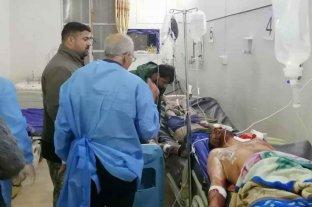 Rusia y Siria condenaron los bombardeos de Estados Unidos contra milicias proiraníes