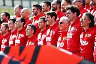 Ferrari confía no solo en sus pilotos
