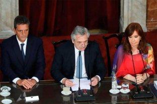 Alberto Fernández llega al Congreso: ¿Cómo será la ceremonia? -  -
