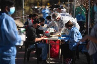 Coronavirus: se registraron 86 muertes y 4.860 nuevos casos en el país -  -