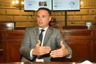 """Enrico: """"Creo que el sur ya siente la ausencia del estado provincial"""""""