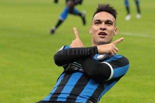 Lautaro Martínez descarta irse a Barcelona: renovará en Inter