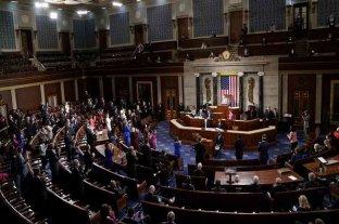 La Cámara de Representantes de Estados Unidos aprobó el plan de rescate anticoronavirus