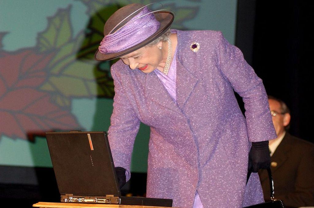 Isabel II Crédito: Archivo - Getty
