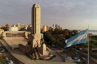 El Litoral registró los aniversarios de la Bandera Nacional y la concreción de su Monumento en Rosario
