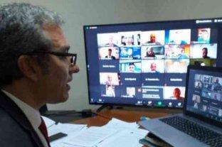 """Oscar Martínez: """"Llegó la hora de que la provincia tenga una Ley de Víctimas de delitos"""""""