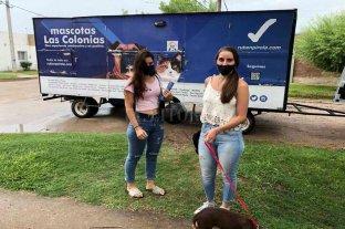 """Pirola: """"Con Mascotas Las Colonias seguimos haciendo equipo entre muchos, para beneficio de todos"""""""
