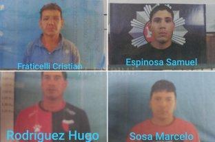 Uno por uno: los 12 presos que se fugaron de la Subcomisaría Segunda de Santa Fe -