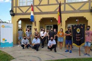 """La Unión Alemana de Humboldt fue sede del Primer """"Summer Meet Up"""""""