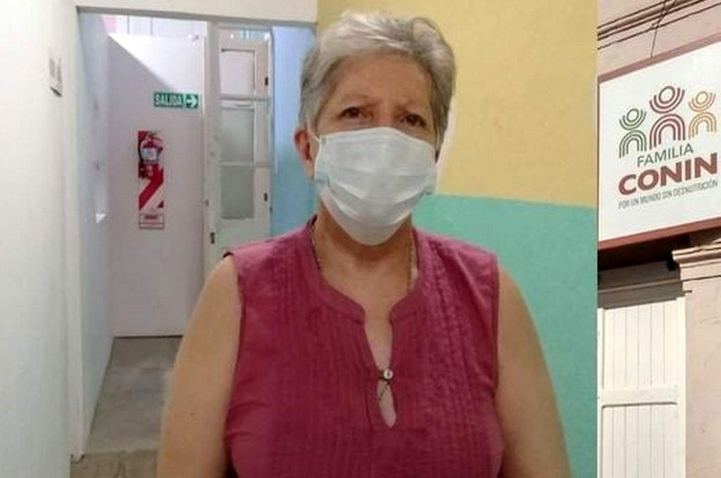 La directora de Conin Villaguay, Mirtha Araya de Guido, contó las novedades acerca de la sede de la institución.