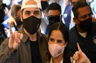 Elecciones en El Salvador: el partido de Nayib Bukele obtuvo la victoria