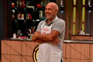 Mariano Dalla Libera, el primer eliminado de MasterChef Celebrity