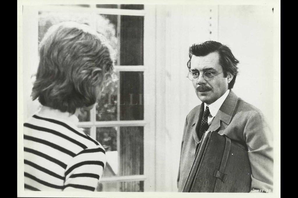 """Dirk Bogarde interpreta a un compositor angustiado en """"Muerte en Venecia"""", estrenada en 1971. Crédito: Alta Cinematográfica"""