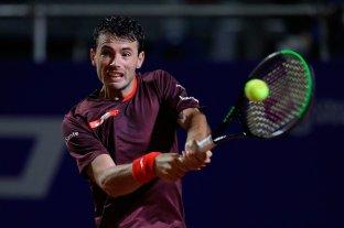 Dos argentinos se presentan en el Argentina Open