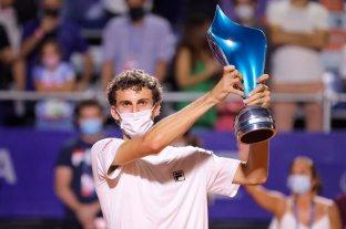 Juan Manuel Cerúndolo se consagró en el ATP de Córdoba