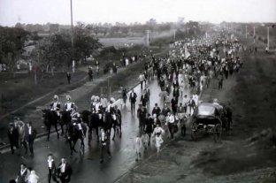 Imágenes inéditas de Santa Fe: cómo era la ciudad 93 años atrás -  -