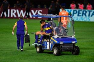 Confirmado: Eduardo Salvio sufrió la rotura del ligamento cruzado