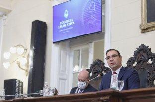 Corrientes inauguró el período de sesiones ordinarias