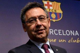 El comunicado del Barcelona tras la detención de su expresidente