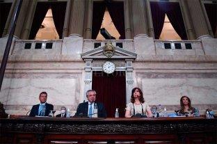 Discurso en el Congreso: el chequeo a Alberto Fernández -  -