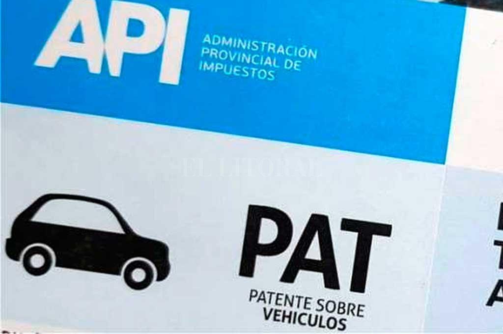 El funcionario destacó que el proyecto que le pone un tope al aumento de las patentes es del ejecutivo provincial. Crédito: Archivo El Litoral