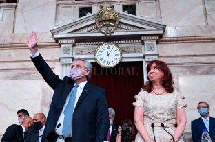 Fernández llamó a la unidad cargando contra la oposición